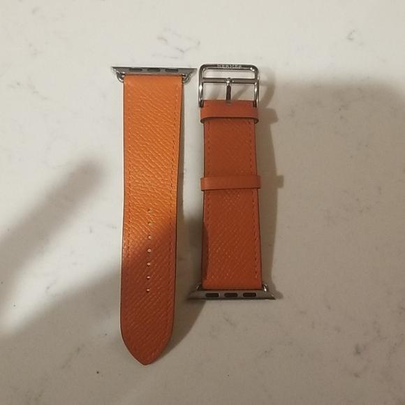 Hermes apple watch strap 42mm